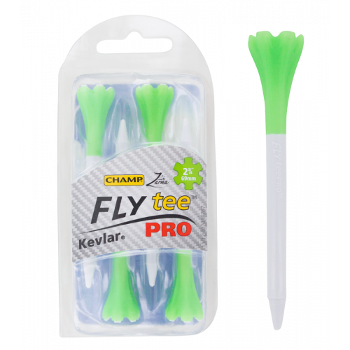 Champ Pro Fly Tees Green