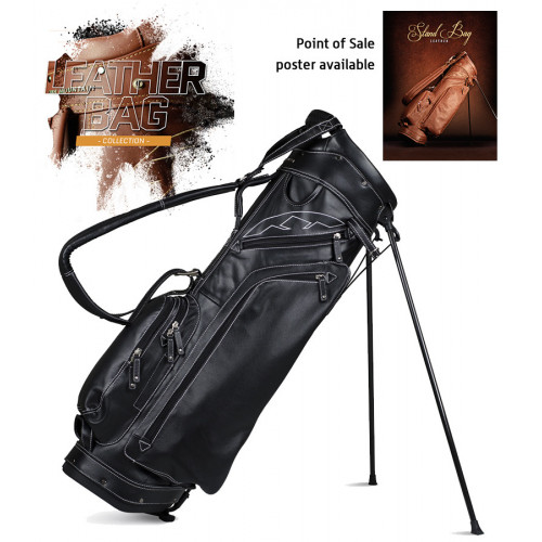 Sun Mountain Leather Stand Bags