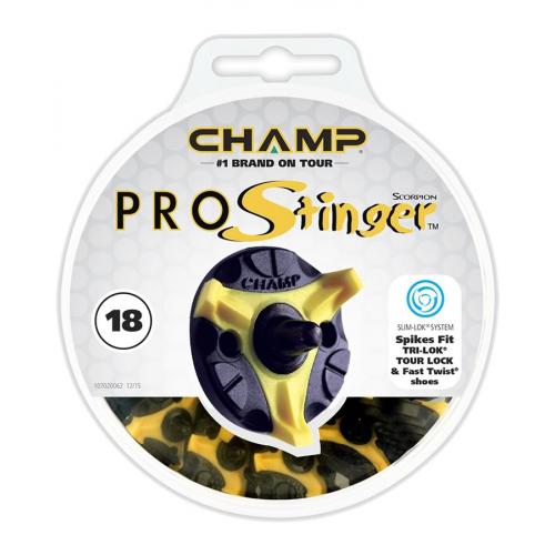 Pro Stinger Cleat Packs - Fast Twist