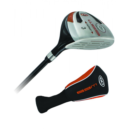 New Go Junior Web Fairway Wood Orange