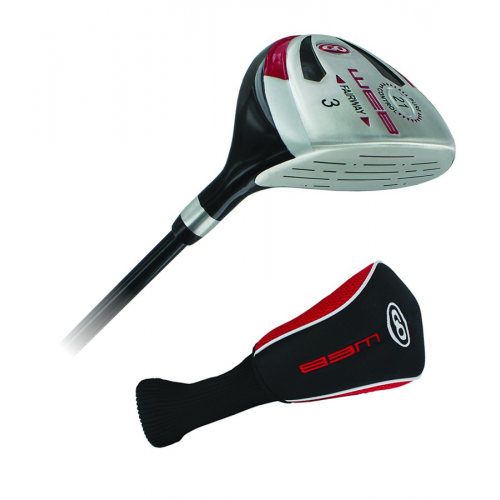 New Go Junior Web Fairway Wood Red