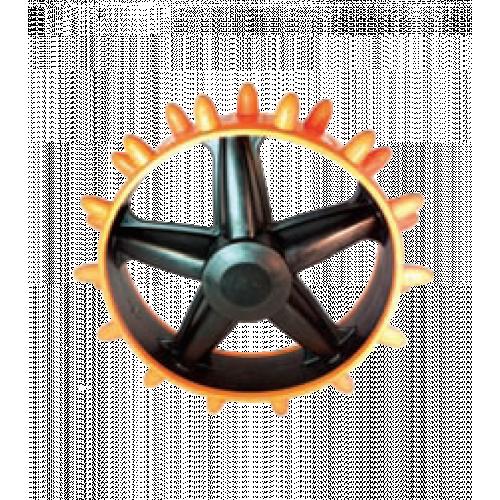 Hedgehog Wheels - Rental Xt Set