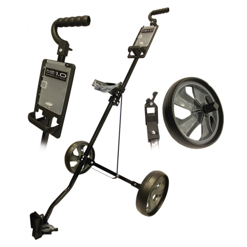 Glide-Tek 1.0 Two Wheel Steel Cart
