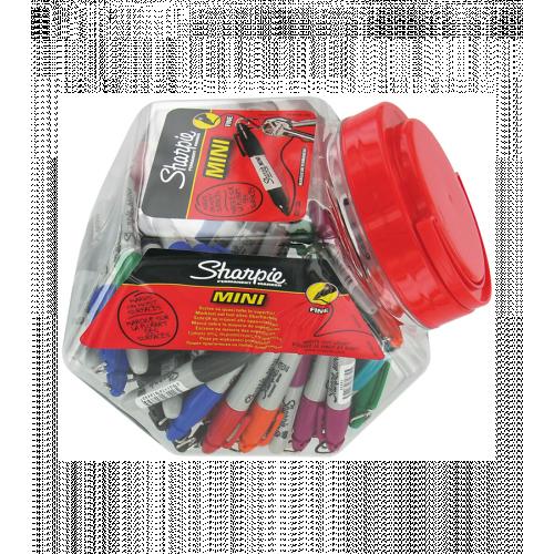 Sharpie Mini Marker - Mixed Tub 72