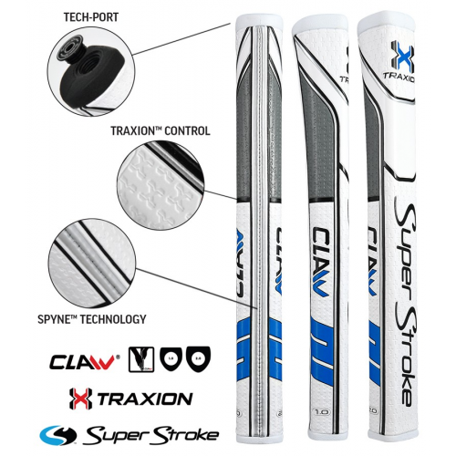 Superstroke Traxion Claw 1.0