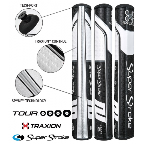 Superstroke Traxion Tour 5.0