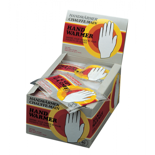 Mycoal Hand Warmer (Box 40 Pairs)