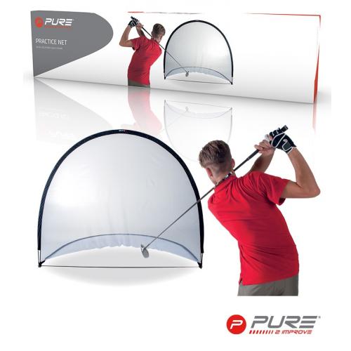 Pure2Improve Golf Practice Net 2.40 X 2.10 M