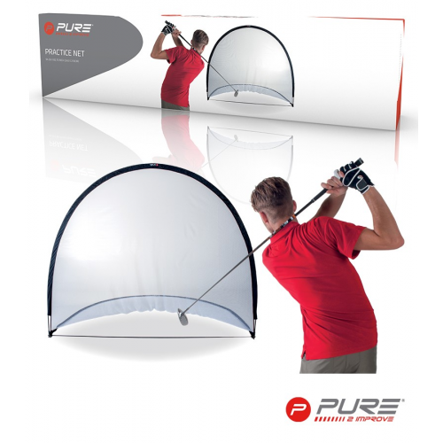 Pure2Improve Golf Practice Net 2.40 X 2.10m