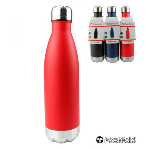Vacuum Flask Bottle 500Ml Coated