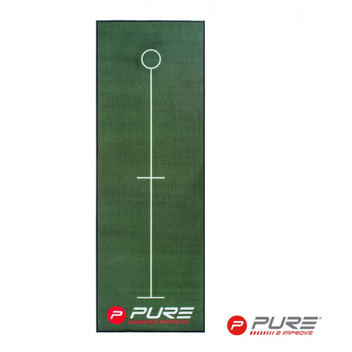 Pure2Improve Golf Putting Mat, 80 X 237cm