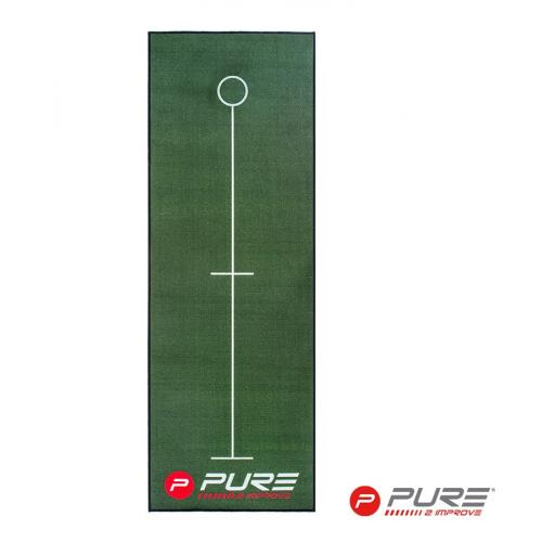Pure2Improve Golf Putting Mat, 80 X 237cm