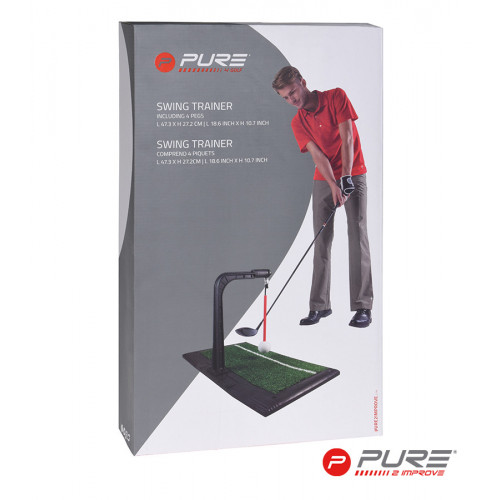 Pure2Improve In-Outdoor Swing Trainer