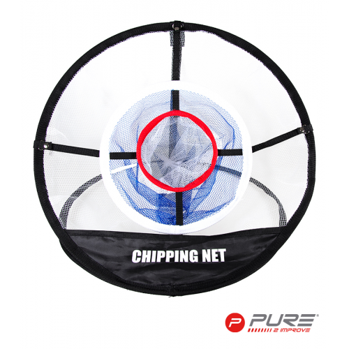 Pure2Improve Chipping Net With Target