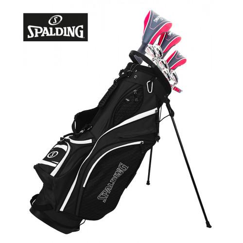 Spalding SX 35 Golf Set Mens Right Hand Graphite/Steel