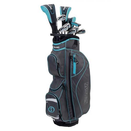 Spalding Sx 35 Golf Set Ladies Right Hand Graphite