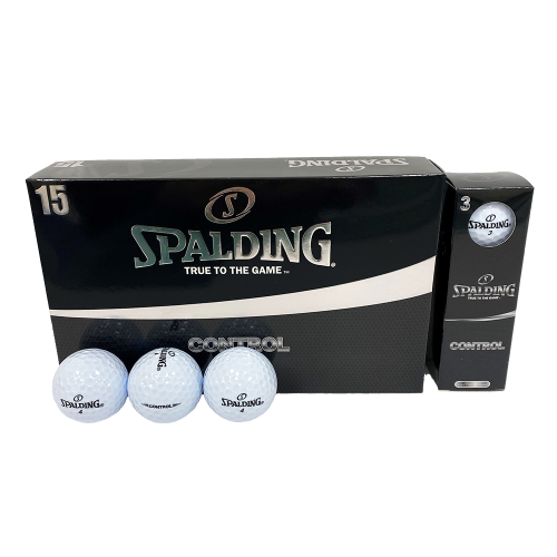 Spalding Control 15 Ball Pack