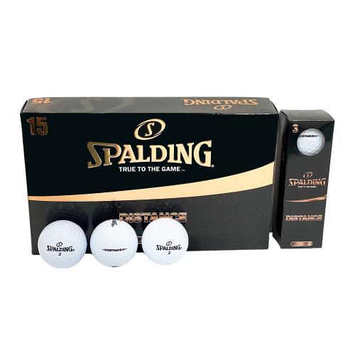 Spalding Distance 15 Ball Pack