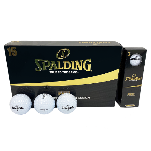 Spalding Feel 15 Ball Pack