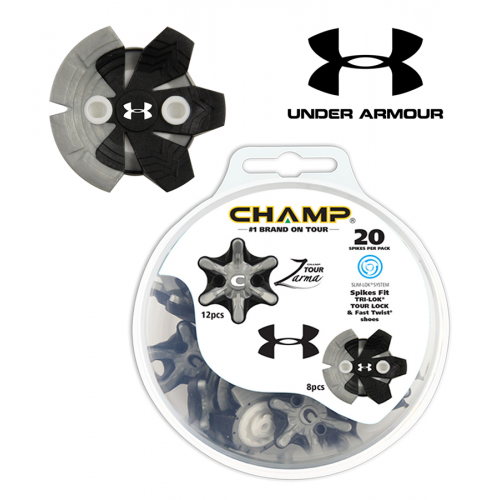 Champ Zarma Under Armour Co Branded Cleats