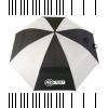 Pro Tekt Auto Open Umbrella White/Black