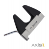 """Axis 1 Rose Putter 34"""""""